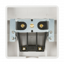 Knightsbridge 45A Cooker Connection Unit - (SN8340)