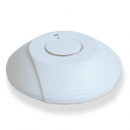 Axiom SMOKE DETECTOR MAINS 240V C/W BATTERY BACKUP / HUS IONS SENSOR PHOTOELECTRIC - (SDM)