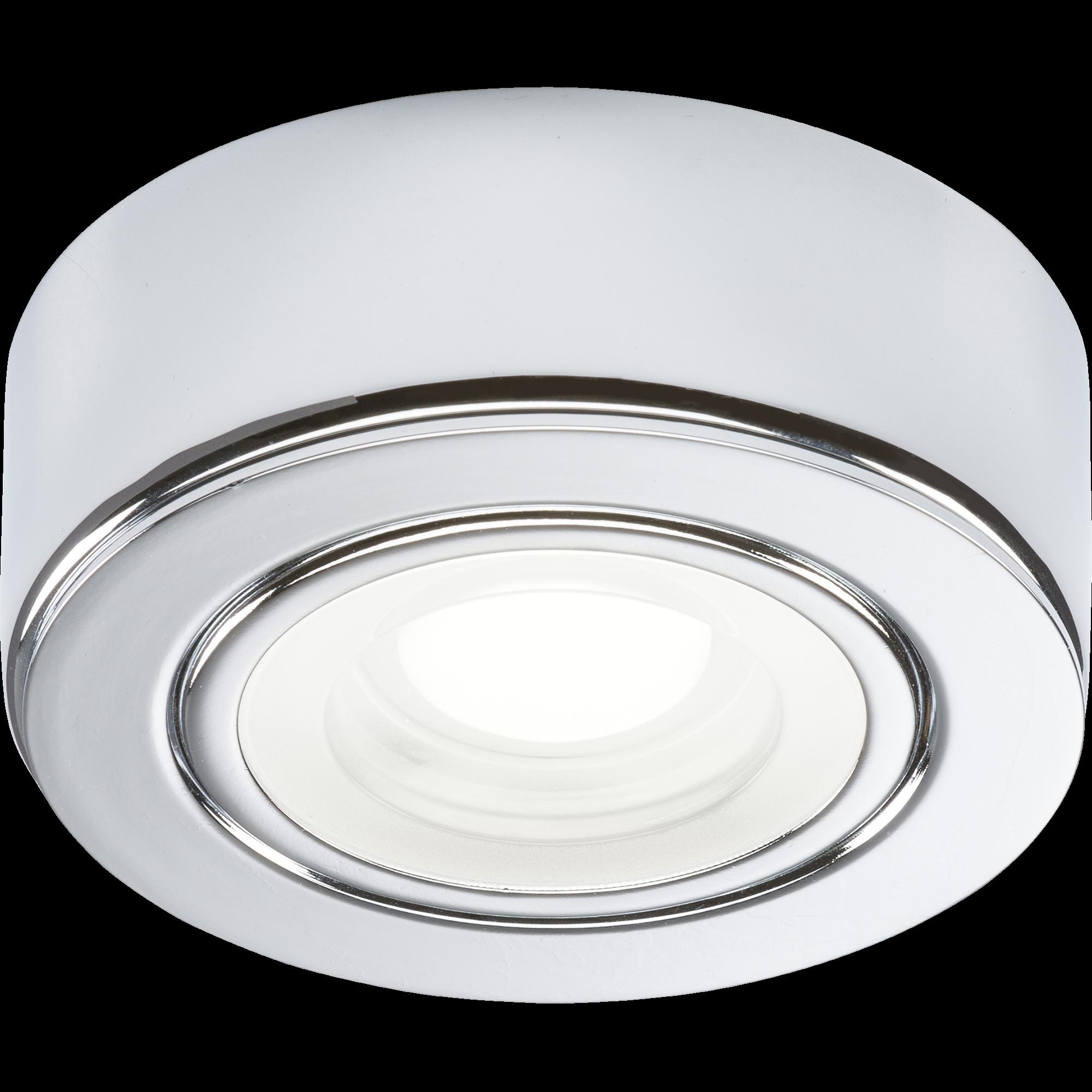230V LED Under Cabinet Light -Chrome 4000K | Light Shop Direct