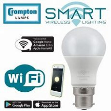 Crompton LED Smart Bulbs