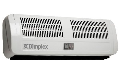 Dimplex Curtain Over Door Electric Wall or Ceiling Heater 4.5kW (AC45N)