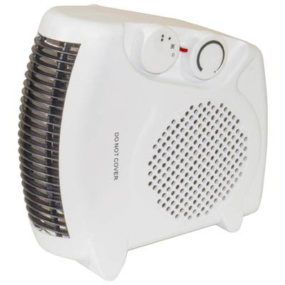 Prem-I-Air 2 kW Upright Fan Heater - (EH0154)